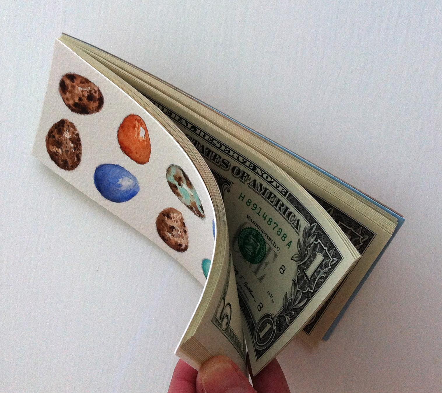 Подарок деньгами оформление фото